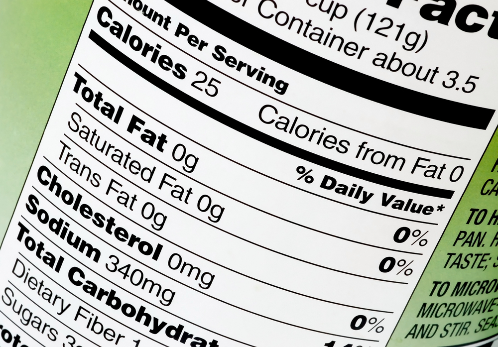 food label analysis The first round of the great canadian food label fight is a victory for the food  industry new labels will not specify how much added sugar a.