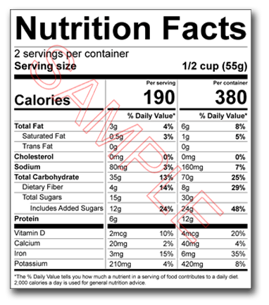 Dual-Column-Nutrition-2016-Facts-Lable-web